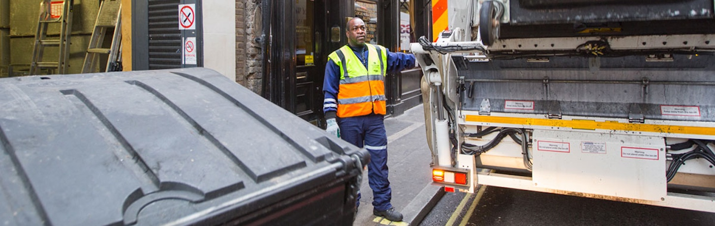 site operator facilities management waste services