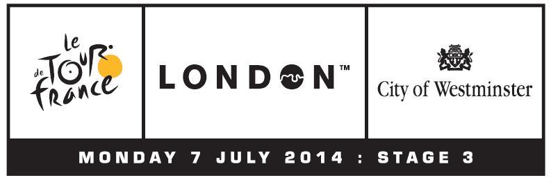 Tour de France 2014 logo