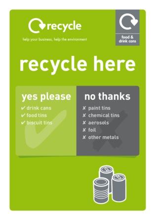 recycling wrap