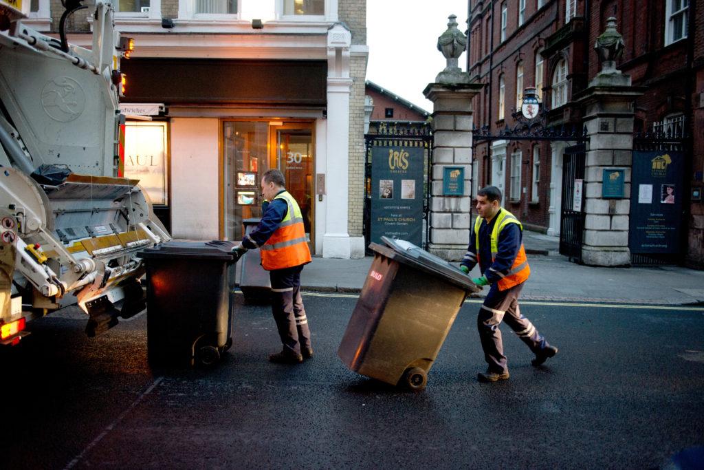 plastic waste uk