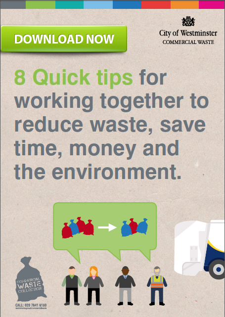 tips to reduce waste