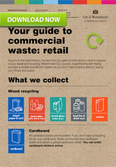 guide to reducing waste in retail