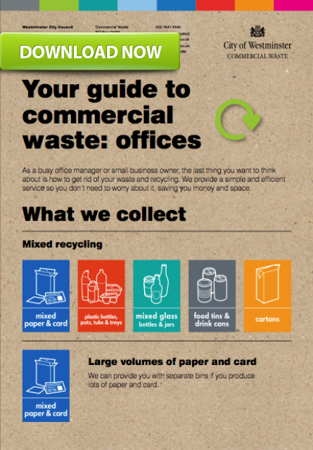 guide to reducing waste in offices