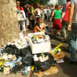 event waste management in london