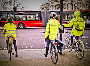 sustainable transport london