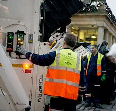 institution waste management westminster