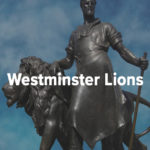westminster lion