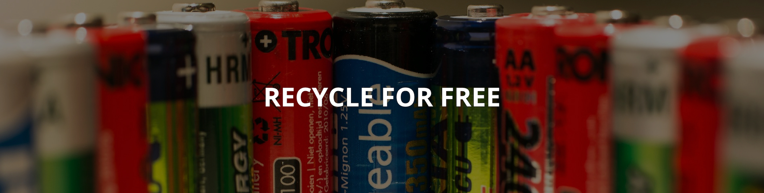 recycle for free