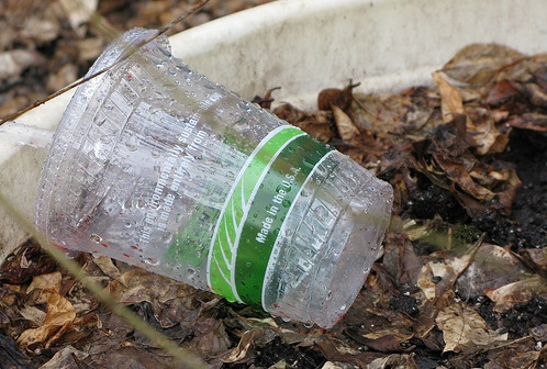 COMPOSTABLE PLASTIC WASTE