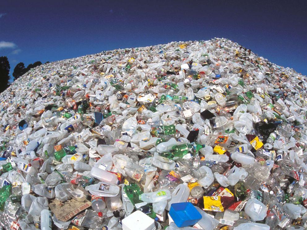 plastic contamination