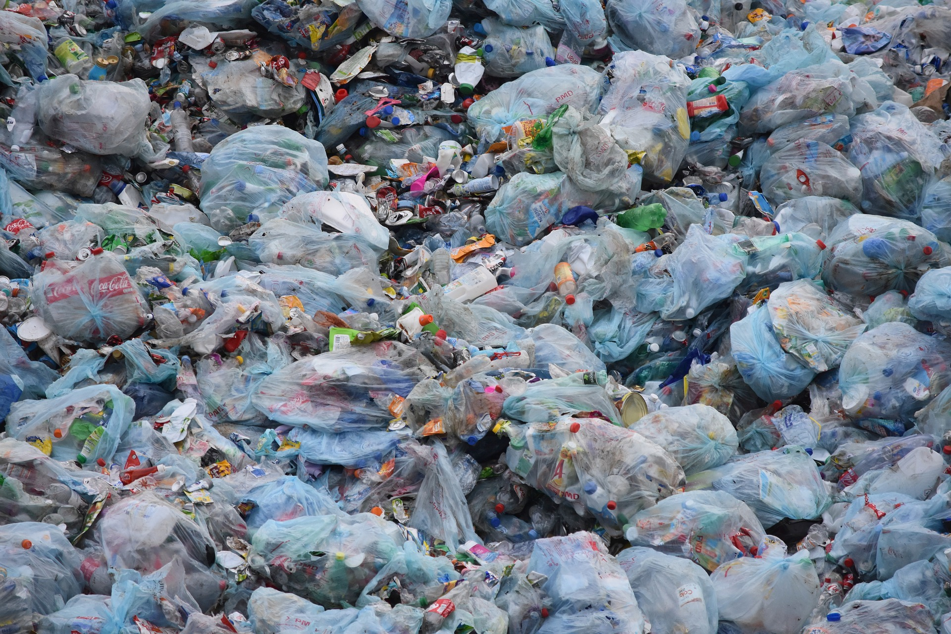how does plastic waste affect the environment