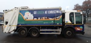 Celebrating Christmas with Westminster City Council