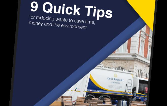reducing waste westminster