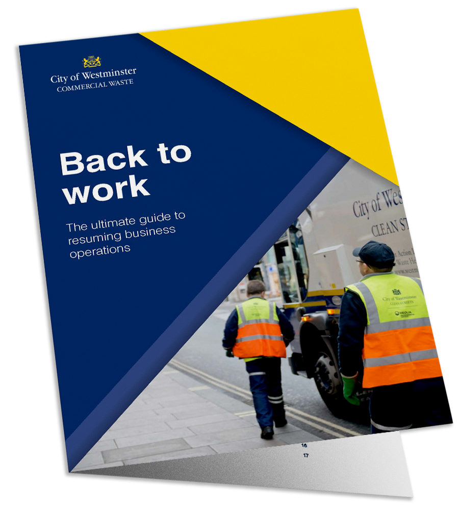 Back to work: The ultimate guide to resuming business operations