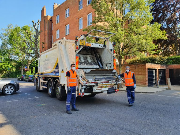 westminster recycling and waste
