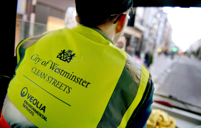 westminster waste policies