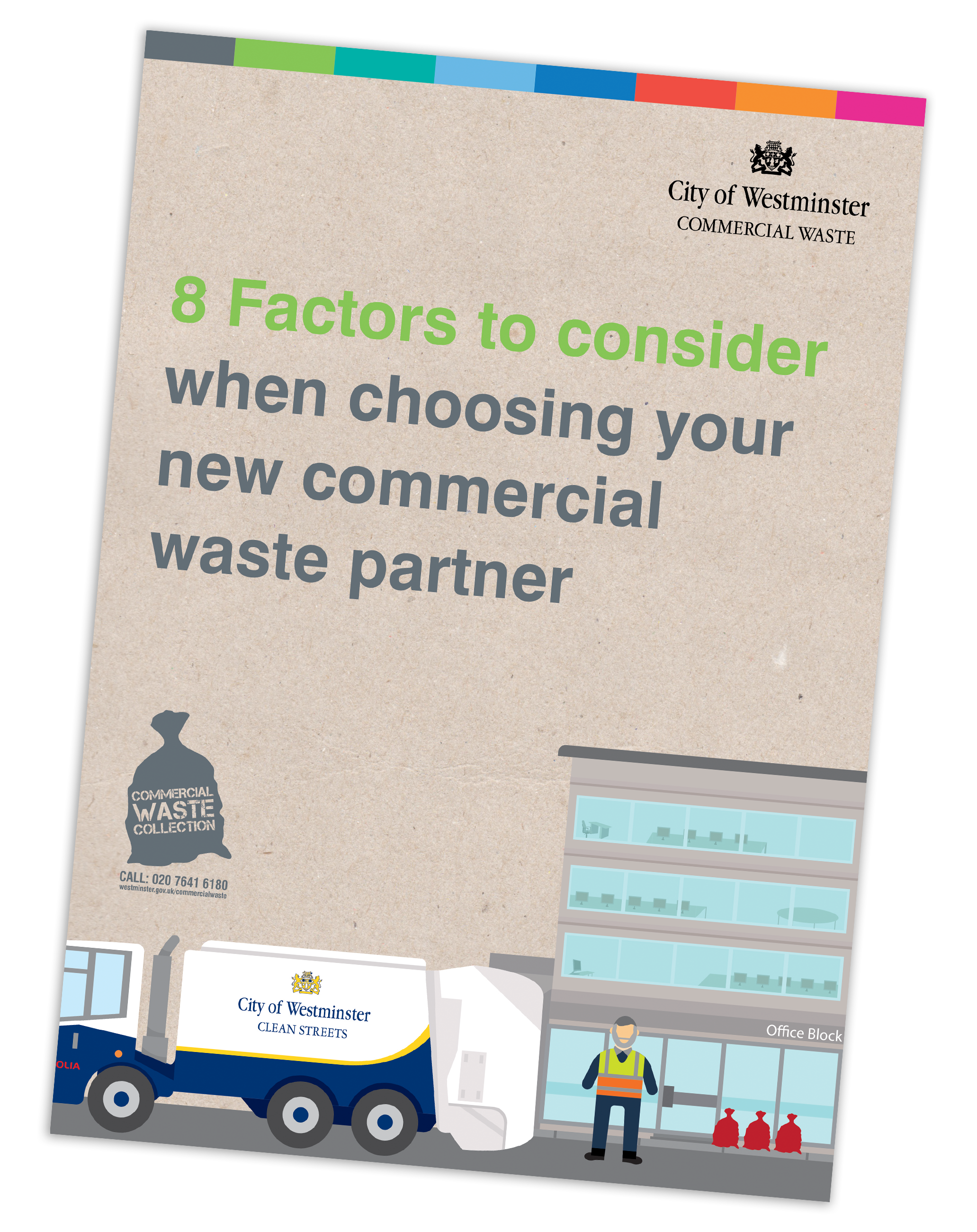 commercial waste partner