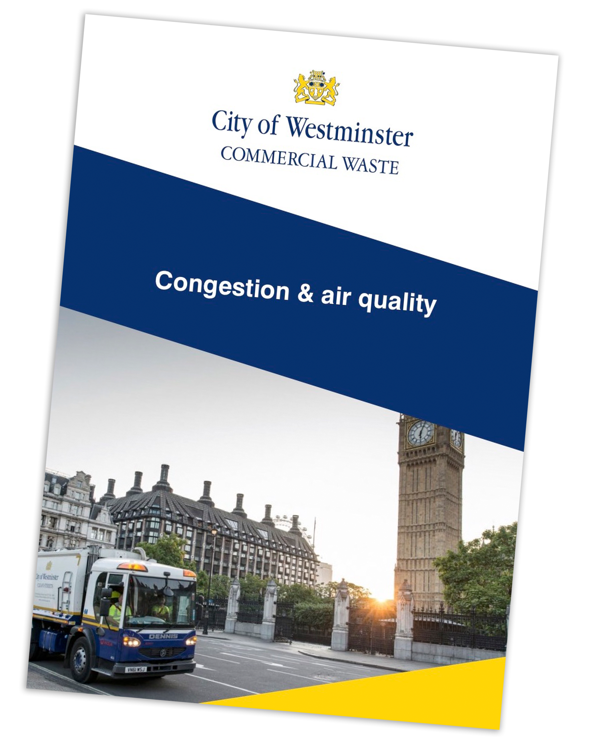 air quality westminster