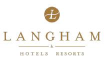 Langham hotel logo