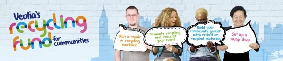 veolia community recycling fund