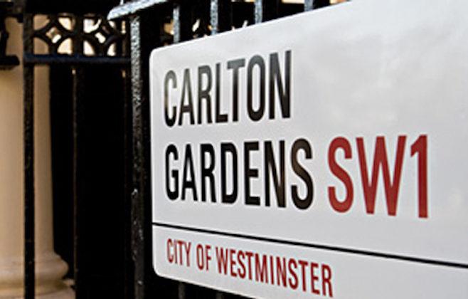 Carlton Gardens - Institute for Gov