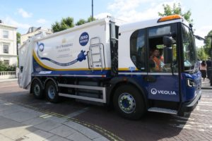 Tackling congestion and air pollution with Westminster City Council