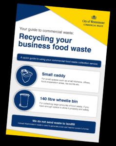food waste westminster