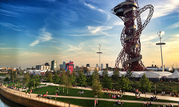 sustainable olympic park