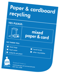 paper and card recycling