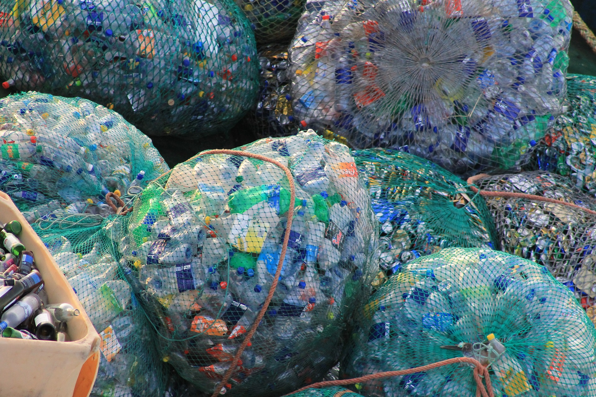 plastic waste uk