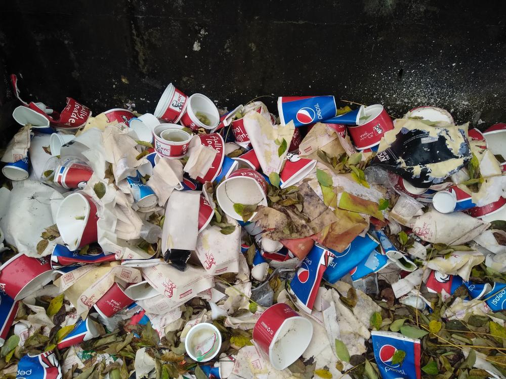 food waste problems