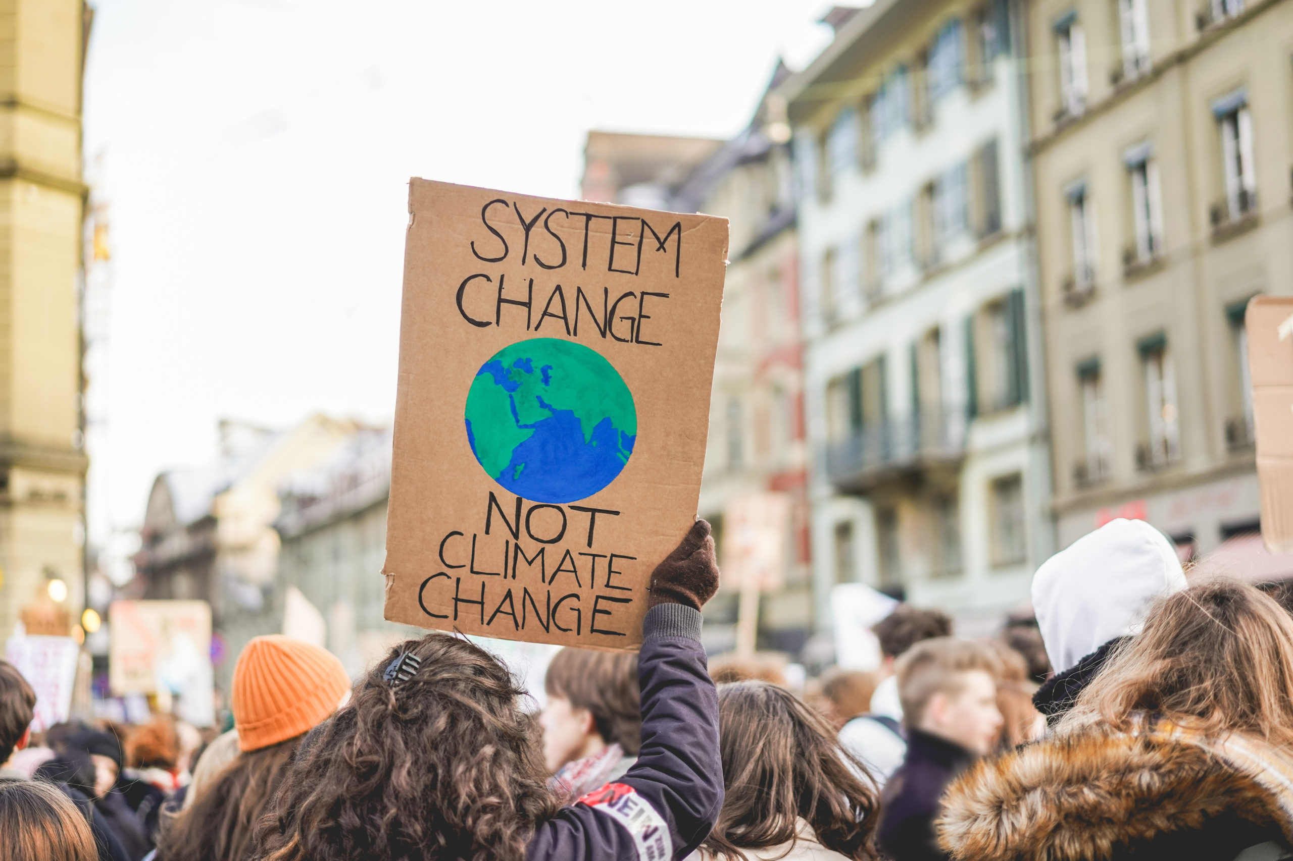 What is the main cause of climate change?