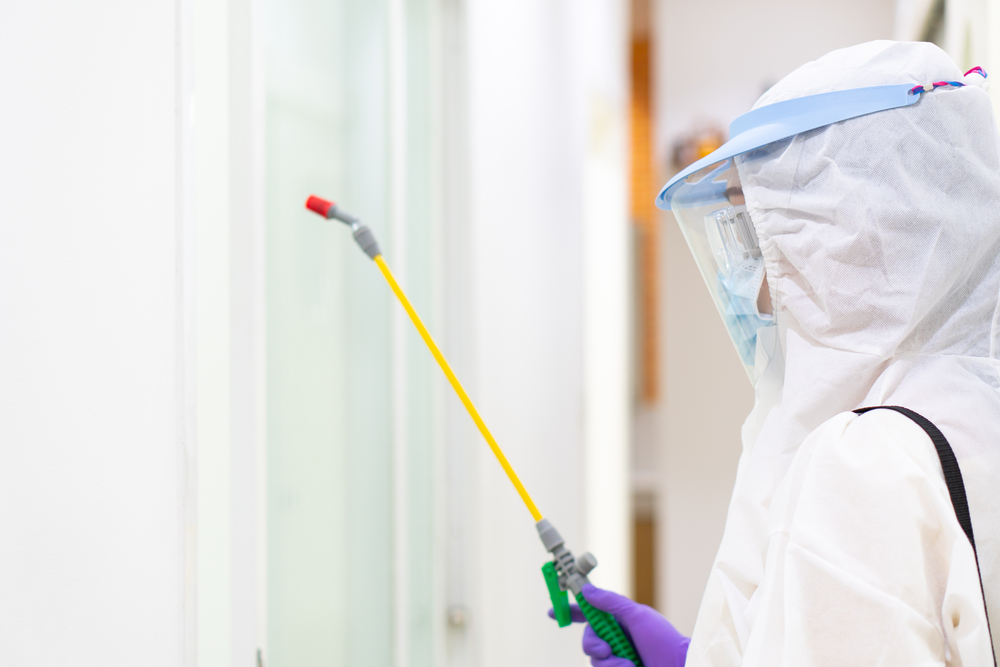 how to avoid contamination when going back to work