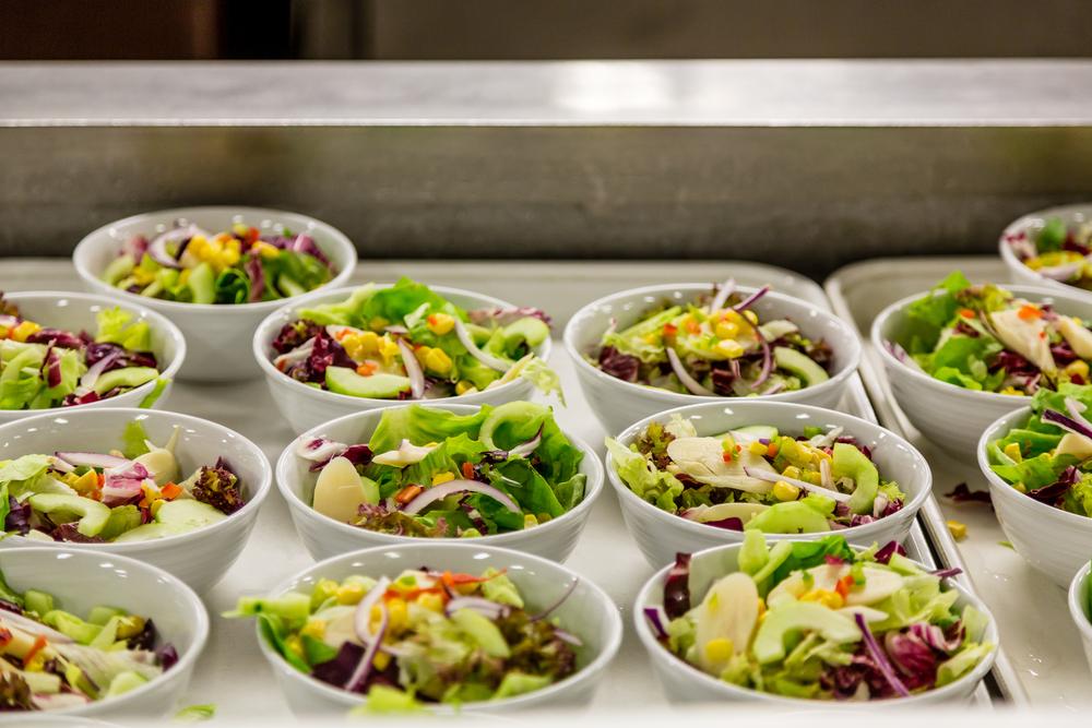 food waste in shops