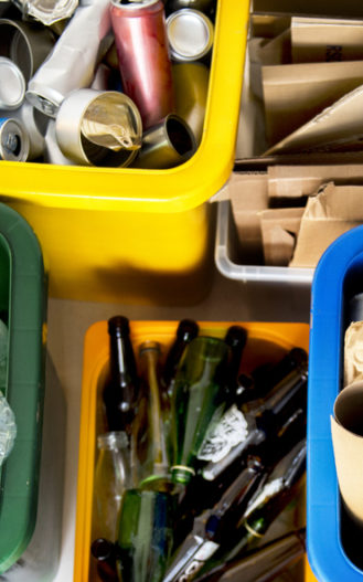 recycling UK improves